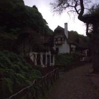 Casa de Quiemadas. Początek jednej z najpiękniejszych tras na Maderze.