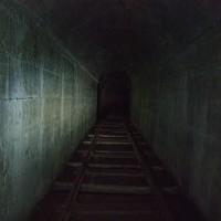 Levada do Pico Ruivo. Czyli jeden z dwóch dwukilometrowych tuneli na maderze. Przebija grań główną z północy na południe.