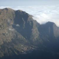 Curral było uważane za miejscowość położoną w dnie kaldery jednak w rzeczywistości wyjaśnienie pochodzenia cyrku skalnego jest inne