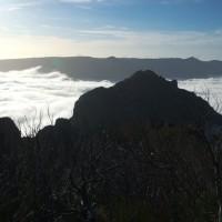 To nie druga wyspa wyłaniająca się z chmur, a płaskowyż Paul de Serra