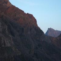 Pico Arieiro widziane od zachodu