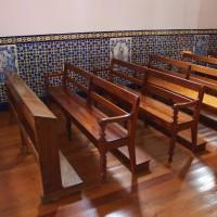 Azulejos, czyli niebieskie płytki, to charakterystyczny element portugalskiej sztuki