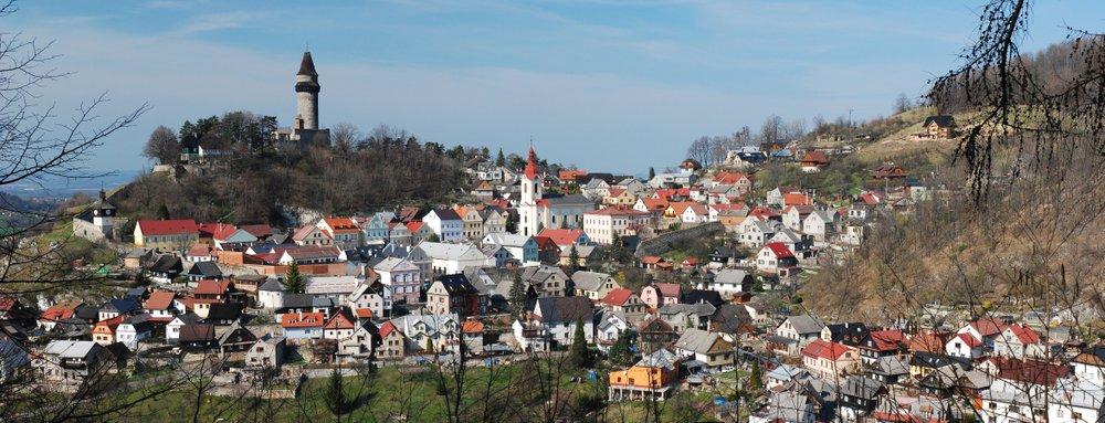 Stramberk | Morawy północne