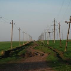 Mołdawia wyłania się z gliniastych, zakurzonych gruntów.