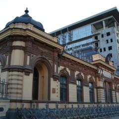 Dziewiętnastowieczna villa Vladimira Herța.