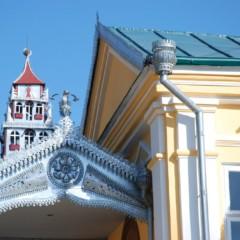 Mănăstirea Hâncu. Siedemnasty wiek.