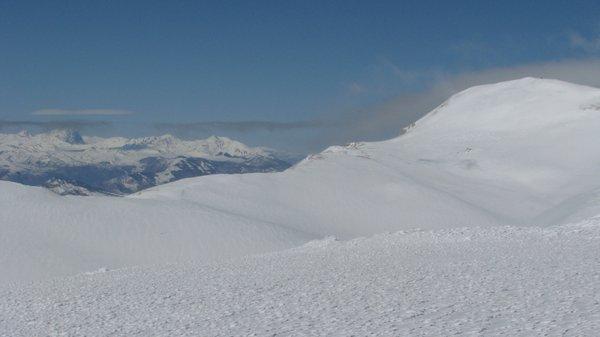 Śnieg, confetti i biała pustynia, NPM