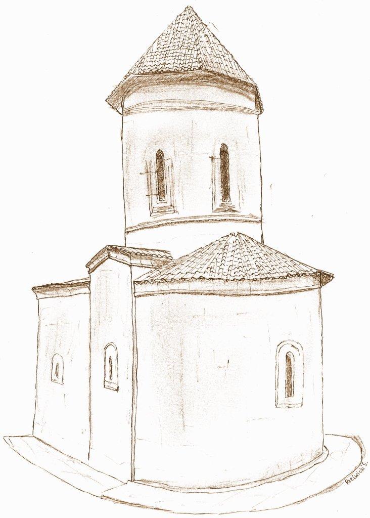 Kisz, kościół św. Elizeusza