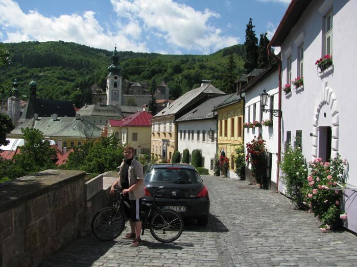 Bańska Szczawnica - stare miasto