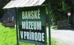 Główna atrakcja Szczawnicy - muzeum górnicze, gdzie można zwiedzić kopalnię.