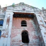 O żydach Drohobyckich można często przeczytać w literaturze. Synagoga obecnie jest w opłakanym stanie.