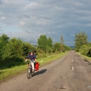W drodze na do Pereczyna.