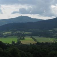 Łysa Góra w drodze powrotnej.