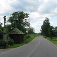 Sielanka czeskiej wioski i drewniany zabytek w ateistycznym kraju...
