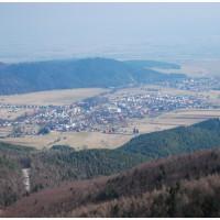 Panorama Klastoru pod Znievom