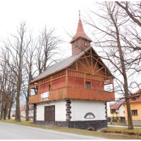 XVIII wieczna papiernia (?) w Klasztorze pod Znievom
