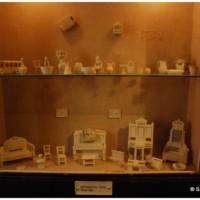 Rabat. Muzeum folkloru. Kamienne zabawki na kamiennej wyspie.