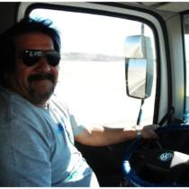 Fernando, nasz kierowca.