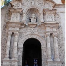 Iglesia de San Juan Batista.