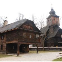 Drewniane Miasteczko.