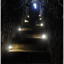 Zejście do piwnicy 6 metrów wgłąb.