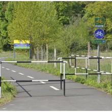 Węgierske ścieżki rowerowe są coraz lepsze, przypominają już Bornholm.