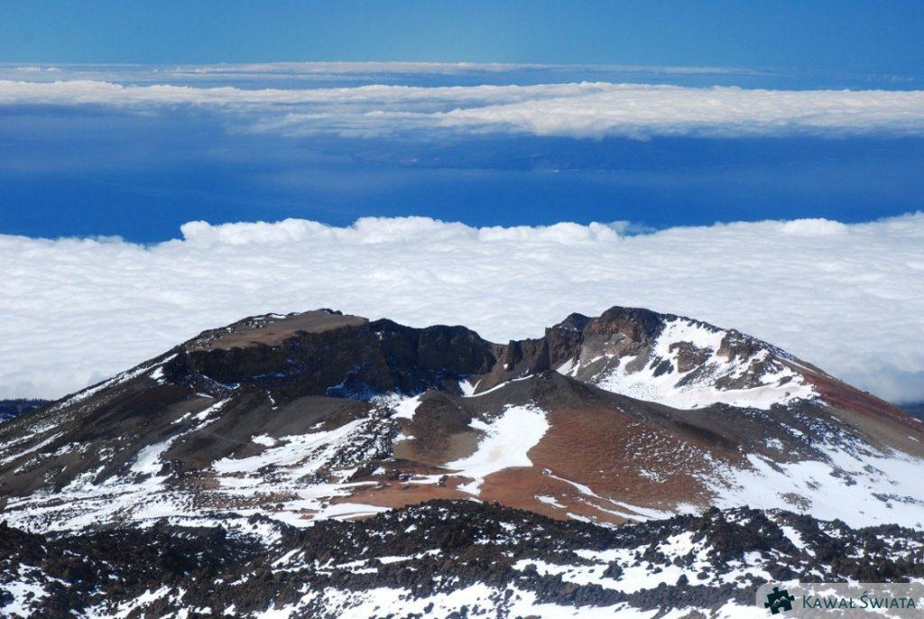 Pico Viejo (3135 m.n.p.m.), Teneryfa