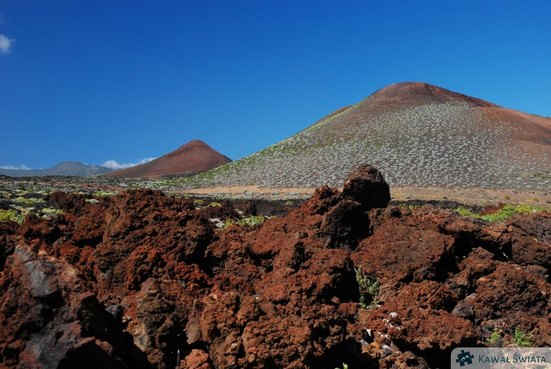 El Hierro, okolice La Retsinga, gdzie pod warstwą oceanu rośnie kolejny wulkan! El Hierro, okolice La Retsinga, gdzie pod warstwą oceanu rośnie kolejny wulkan!