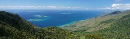 Roches de Ouaïème – górski trekking w Nowej Kaledonii