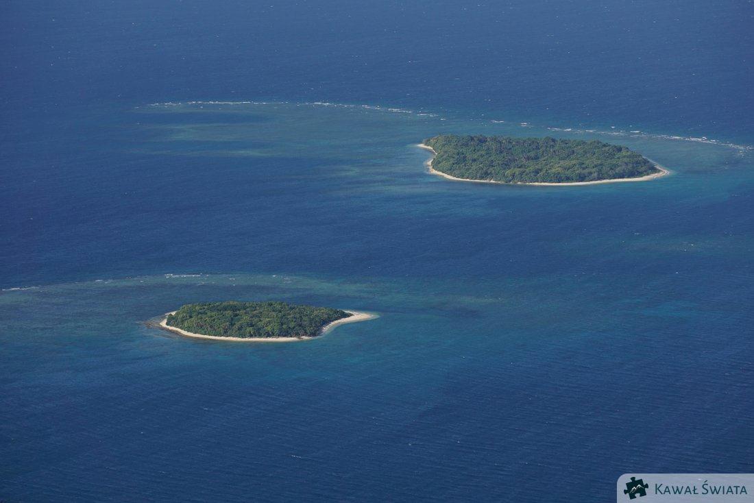 Miało być o górach, a tu znowu te wyspy...