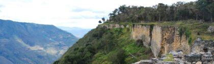 W górach indian Chachapoyas – Kuelap i Gocta.
