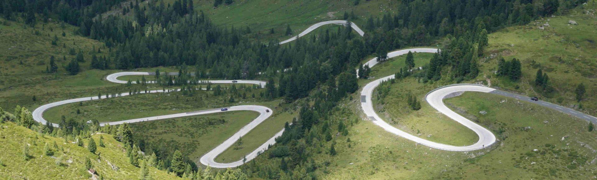 Nockalmstrasse starą szosówką czyli lato w Alpach Gurktalskich.