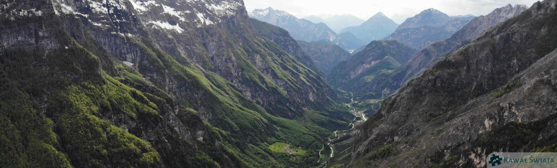 Friulia: szlakiem natury z Chiusaforte do Tarvisio.